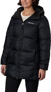 Columbia Puffect™ Mid Hooded Chaqueta con capucha de largo medio Mujer