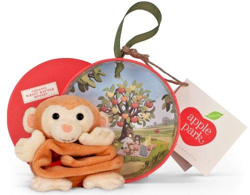 Apple Park – Mono, hochet pour poupée en boîte (60tm028)