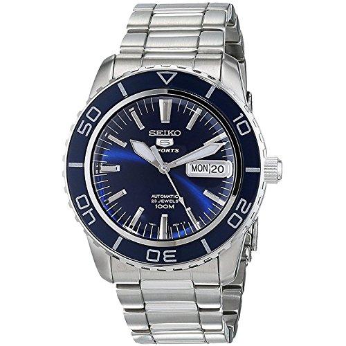 SNZH53K1 Mens Blue Business Seiko Watch