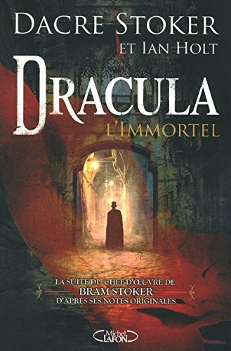 Dracula l'immortel (French Edition) 2749911095 Book Cover