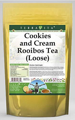 Cookies and Cream Rooibos Ranking TOP16 Tea 545003 8 oz ZIN: Loose In a popularity