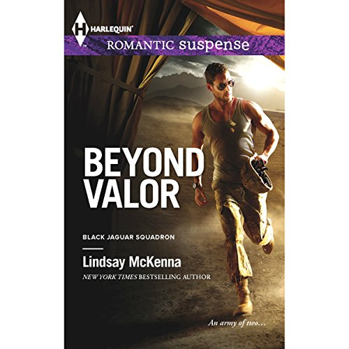 Beyond Valor audiobook cover art