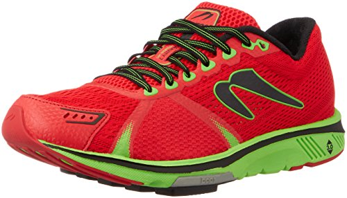 Newton Running Gravity 7 Red/Lime 6