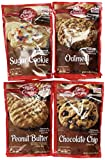 Betty Crocker Cookie Mix Variety Pack of Popular Flavors: (1)...