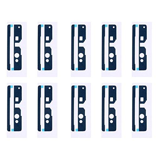 LICHONGGUI 10 Piezas for Sony Xperia XA Ultra / C6 Adhesivo de Cubierta Superior e Inferior de la Carcasa