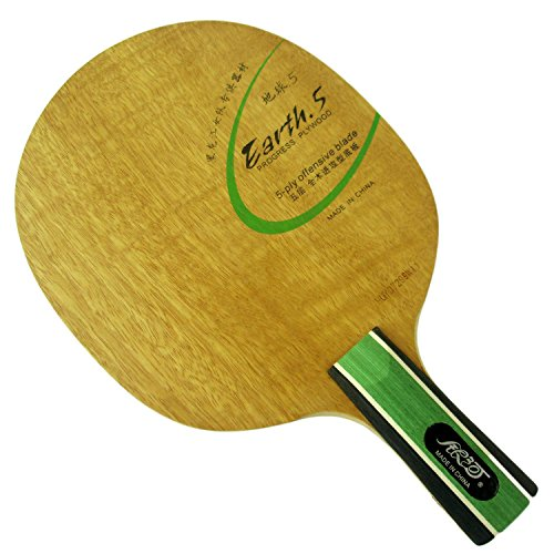 Review Of Yinhe Earth.5 FL Table Tennis Blade