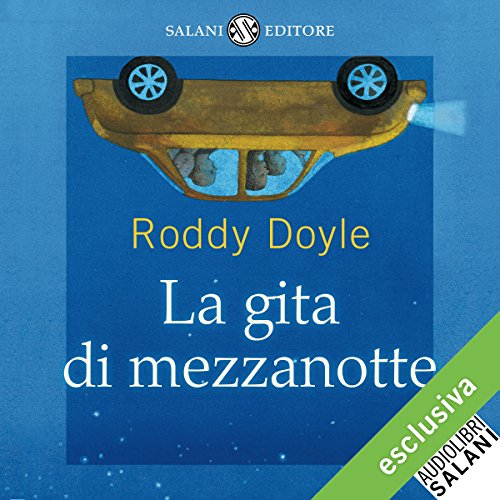 La gita di mezzanotte audiobook cover art