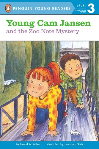 Young Cam Jansen and the Zoo Note Mystery (English Edition)