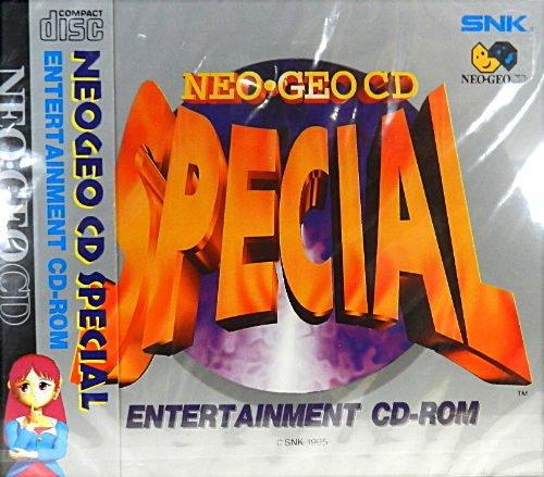 Neo Geo CD Special Entertainment CDROM - Neo Geo CD - JAP