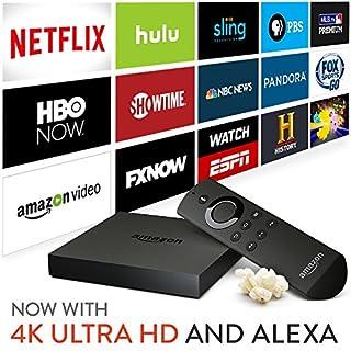 Amazon Fire TV with 4K Ultra HD (B00U3FPN4U) | Amazon price tracker / tracking, Amazon price history charts, Amazon price watches, Amazon price drop alerts