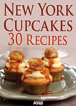 New York cupcakes: 30 recipes by [Sylvie Aït-Ali]