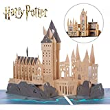 Harry Potter Karte - Hogwarts Castle Popup-Karte   enthält Hogwarts Umschlag und Notizkarte für Ihre Nachricht   Warner Brothers Offizielles Lizenzprodukt