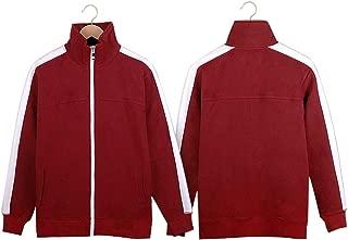 Evangelion EVA Asuka Langley Soryu Cosplay Costume Hoodie Jacket Coat