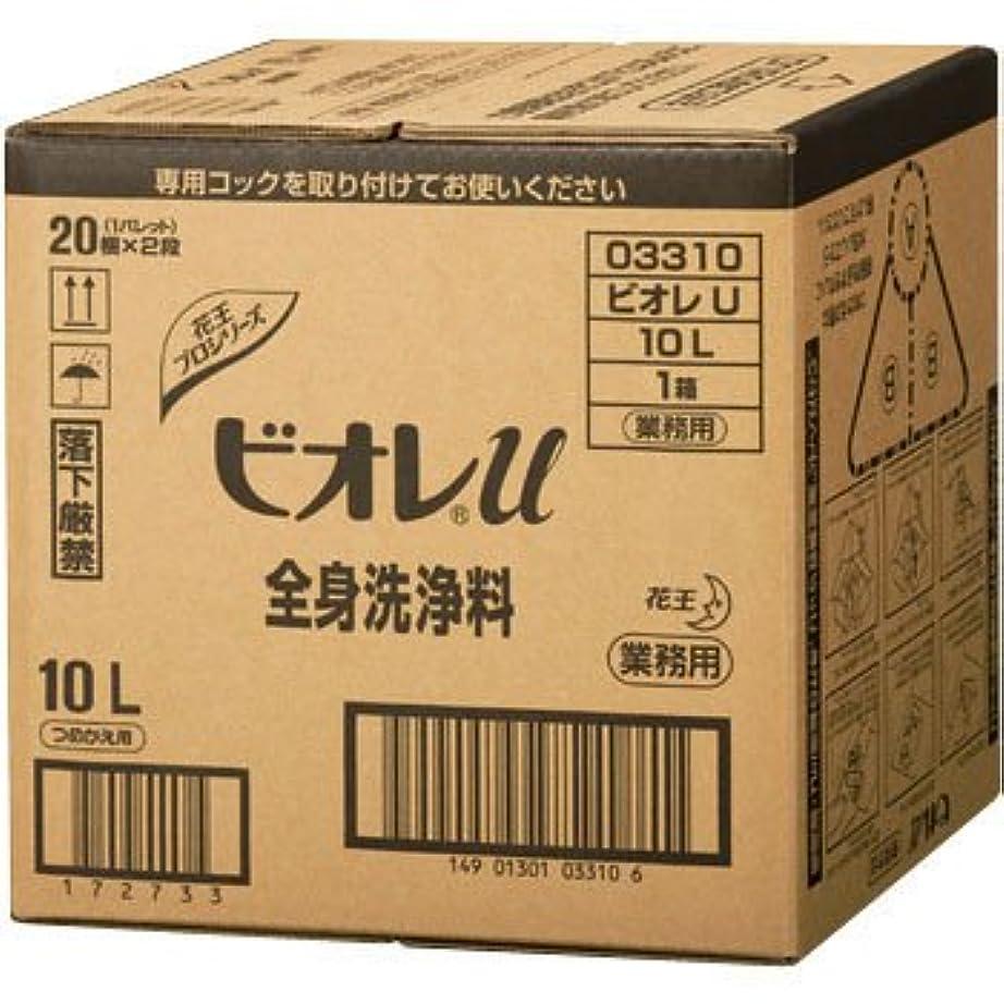 成熟したあごアレンジ花王 全身洗浄料 ビオレU 10L