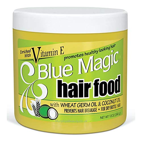 Blue Magic Hair Food, 12 Ounce (BLMHFOO)