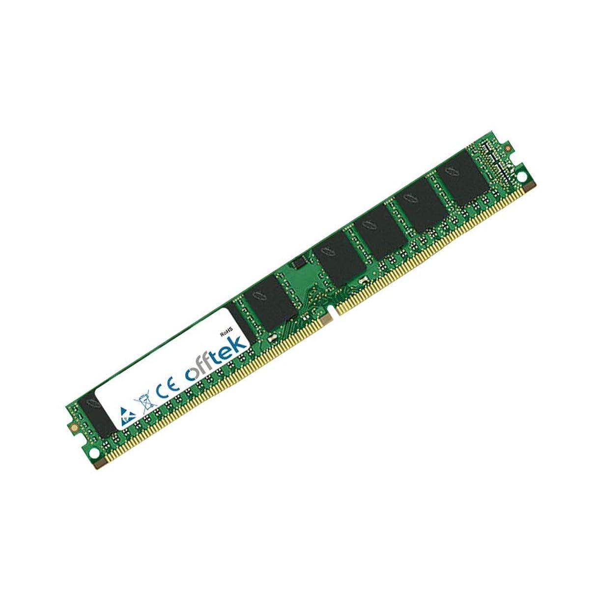 来てカリキュラム業界OFFTEK 288ピン Dimm - DDR4 - PC4-17000 (2133Mhz) - UDIMM - ECC Unbuffered - VLP用メモリRAMアップグレード 16GB Module - ECC - DDR4-17000 (PC4-2133) 1160878-OF-16384