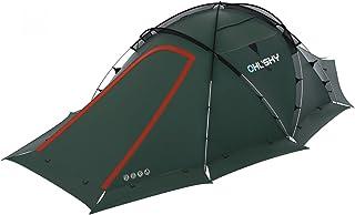 ヨーロッパのキャンパーに愛用されているテント ハスキー Husky Fighter(ファイター)3人用 4人用 ドームテント テント キャンプ アウトドア テント コンパクト 軽量 ツーリング 防水 登山 防災用