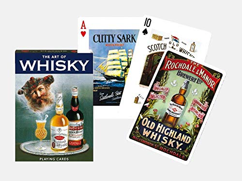 Piatnik 1621 Whisky, kaartspellen