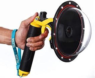 TELESIN 6 'Unterwasser T03 Dome Port Diving Lens photography Dome Port für die GoPro Hero3/3 +/4