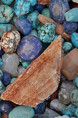 Tagebuch für Mineraliensammler: Tagebuch, Journal, Notizbuch zur Dokumentation von Mineralien und Edelsteinen sowie von Fundstellen. 258 Seiten/ DIN ... Geschenk für Geologen und Hobby Sammler.