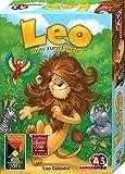ABACUSSPIELE 04161 - LEO muss zum Friseur, Kinderspiel, Lernspiel