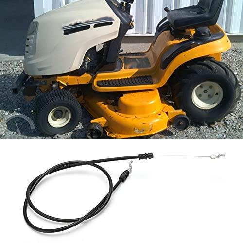 SHYEKYO Cable de Control de Zona, Cable de Control de Freno de Longitud de conducto de 36-7/8 Pulgadas para Muchos Modelos de cortacésped Manual