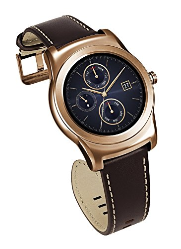 LG W150: Watch Urbane - Smartwatch Gold, Oro Rosado