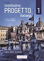 Nuovissimo Progetto italiano: Libro dello studente + DVD 1 (A1-A2)
