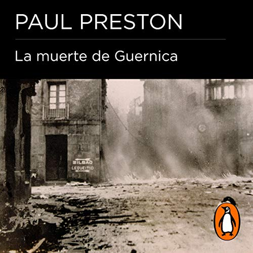 La muerte de Guernica [The Death of Guernica] cover art