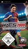 Konami Pro-Evolution Soccer 2009, Sony PSP