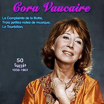 """Cora vaucaire - """"La dame Blanche de Saint-Germain-des-prés"""" La complainte de la butte 50 succès 1950-1962"""