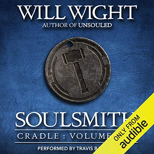 Soulsmith audiobook cover art