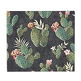 HBAUAJIA Alfombrilla de secado de cactus, alfombrilla de secado...