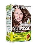 Garnier Nutrisse Coloración, Tono 50 Moka - 160 ml