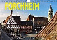 Forchheim (Wandkalender 2022 DIN A4 quer): Bilder aus dem Leben der oberfraenkischen Kreisstadt. (Monatskalender, 14 Seiten )