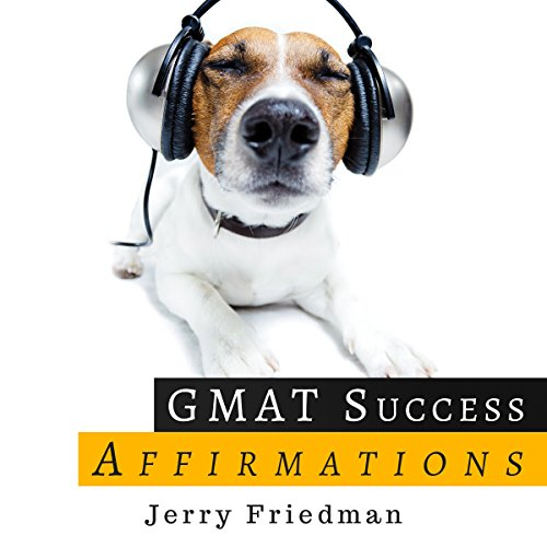 GMAT Success Affirmations cover art