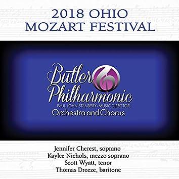 2018 Ohio Mozart Festival