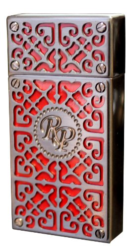 Rocky Patel Burn Collection Lighter - Red