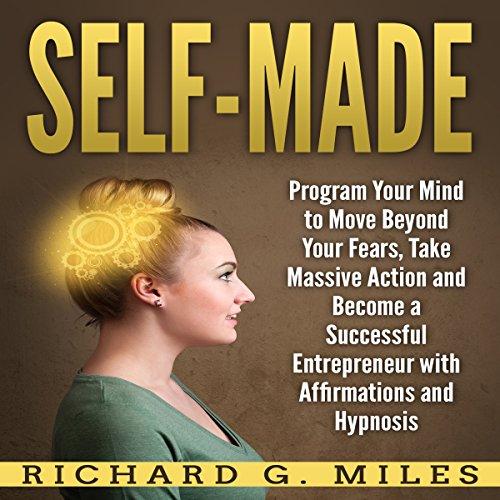 Self-Made audiobook cover art