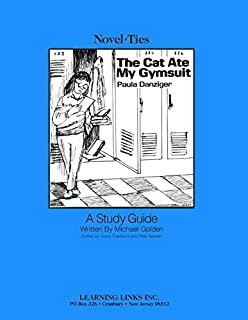 Cat Ate My Gymsuit: Novel-Ties Study Guide