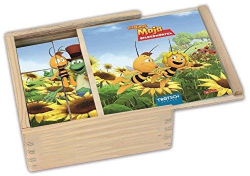 Trtsch Verlag GmbH Holz-Bilderwürfel Die Biene Maja