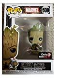 Funko Pop! Marvel Gamer Groot Sitting Exclusive Vinyl Figure...
