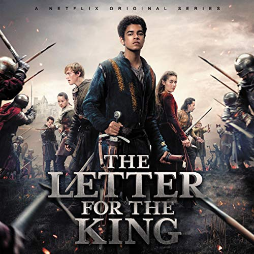 The Letter for the King cover art
