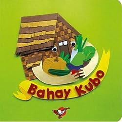 Bahay Kubo illustrated by Pergylene Acuña