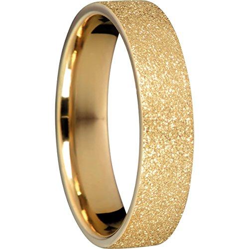 Bering Damen-Ring Edelstahl teilvergoldet Gr. 65 (20.7) - 557-29-92