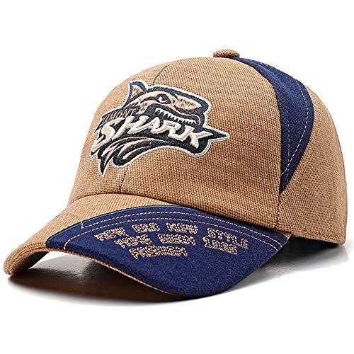 Niños Gorra de Beisbol Infantil Sombrero de Niñito Ajustable Invierno Sombrero Cálido Oreja Proteccion Unisexo Cap Hat para niño niña 4 a 12 años