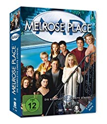 Melrose Place – Staffel 2 (DVD)