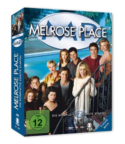 Melrose Place - Staffel 2 (7 DVDs)