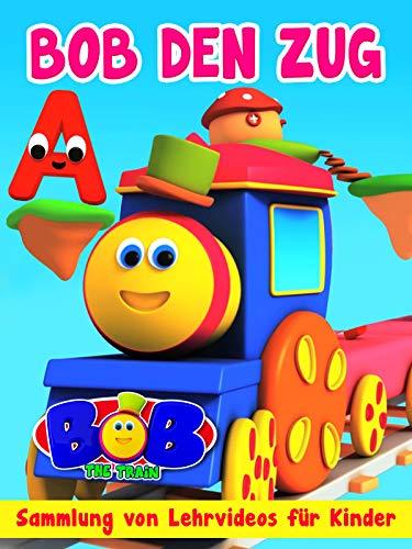 Bob den Zug Sammlung von Lehrvideos für Kinder