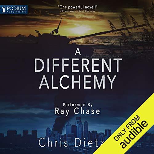 A Different Alchemy  By  cover art